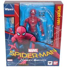 Bandai Tamashii S.H.Figuarts Marvel Avengers Spider-man Homecoming Action Figure