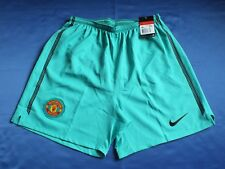BNWT Rare Nike Manchester United 2009-2010 Goalkeeper Player Issue Away Shorts L