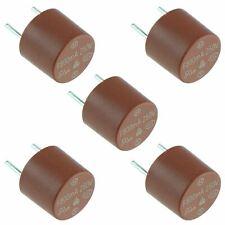 5x 2.5A Radial PCB Schnell Flinke Rund Sicherung