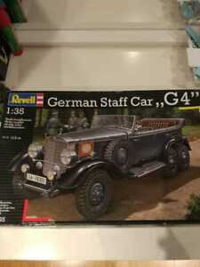 Revell 1/35 German staff car G4 Mersedes benz new