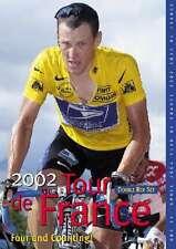 BRAND NEW CYCLING DVD - TOUR DE FRANCE - 2002 TOUR DE FRANCE