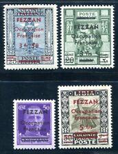 FEZZAN 1943 Yvert 1,5-7 ** POSTFRISCH sehr schön (S5321