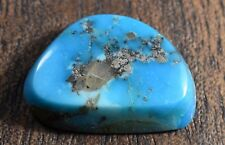 KINGMAN  TURQUOISE CABOCHON With Pyrite inclusions e