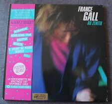 France Gall, au Zenith,  2LP - 33 Tours + poster