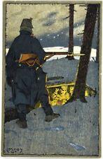 Cartolina Formato Piccolo Svizzera - Feldpostkarte Carte Postale Militaire - Sch