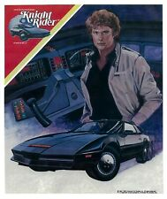 Knight Rider 4 Movie Poster Canvas Picture Art Print Premium Quality A0 A1 A2 A3