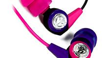 Aerial 7 Neo Slurpee In-Ear Heaphones Stereo Earbuds with Built In Inline Mic