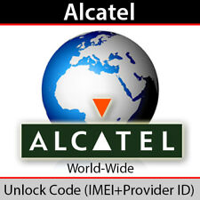 Unlock Alcatel OneTouch PIXI 4007A 4007X 4007D E Unlocking Code Sim me Express