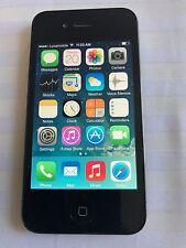 Apple iPhone 4 - 16GB - Black UNLOCKED Smartphone MC608LL/A