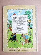 Hergé - Les Aventures de Tintin. Les Bijoux de la Castafiore (Plat B35) 1965