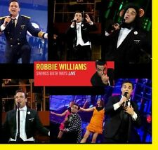 Robbie Williams Pop Music Concert Memorabilia