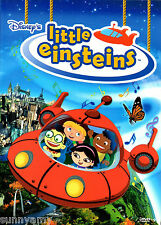 Disney's Little Einsteins - 3 DVDs - 2 Movies & 32 Episodes - Educational (NEW)