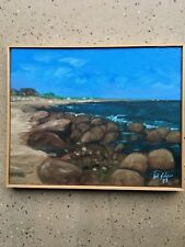 oil paintings original signed