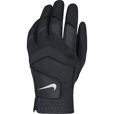 NIKE Mens Durafeel Golf Glove (Black) LH - Choose Size