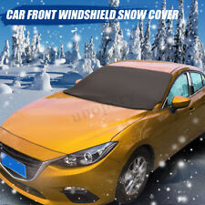 Magnetic Car Windscreen Window Snow Cover Ice Frost Dust Rain Protector Shield