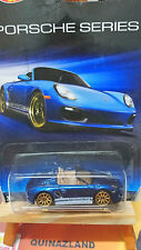 Hot Wheels Porsche Series Porsche Boxster Spyder (9942)