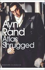 Atlas Shrugged (Penguin Modern Classics) by Ayn Rand | Paperback Book | 97801411