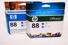 2x HP 88   C9382A CY/M Druckkopf Printhead Set Satz f. OfficeJet Pro OVP NEU
