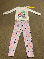NEW Toddler Girl 2pc Old Navy Disney Ariel The Little Mermaid Pajamas size 2T