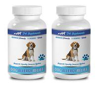 dog immune supplements - DOG ALLERGY RELIEF - dog supplements for skin 2B