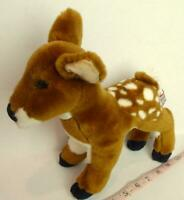 Douglas The Cuddle Toy Plush Reindeer Speckled Baby Fawn