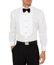 BNWT  Van Heusen Men's Cotton Semi Spread Collar Euro Dinner Shirt   Size:44