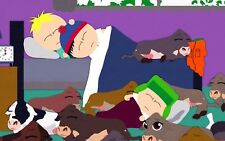 South park Poster Length: 800 mm Height: 500 mm SKU: 14900