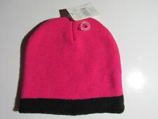 730fcf75721 Pink w  Black Trim Knit Hat Winter Children New Target