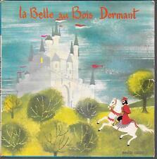 EP 33 TOURS 1/3--LA BELLE AU BOIS DORMANT--MADELEINE ROBINSON