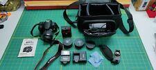 Canon EOS Rebel T5 /1200D 18.0MP DSLR Camera - Black w/ EXTRAS!!!