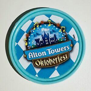 Alton Towers Resort - Oktoberfest 2021 - Pop Badge - L-3605