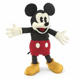 Folkmanis High Quality Disney Character Hand Puppets (Vintage Mickey Mouse)