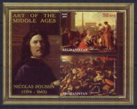 2007 art of the middle ages nicolas poussin 2 values paintings