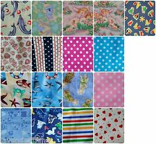 TODDLER PILLOWCASES NEW - MADE TO MEASURE - MANY PATTERNS - $8 each FREE POSTAGE