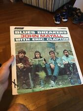 Blues Breakers ~  John Mayall with Eric Clapton - LONDON # PS-492  G