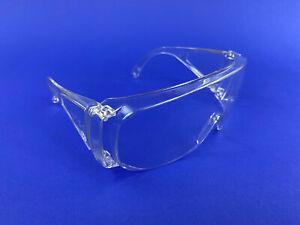 Schutzbrille Visitor Laborbrille Arbeitsschutzbrille Sicherheitsbrille Brille