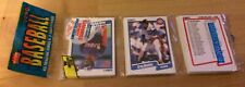 1990 Fleer Baseball Card Rack Pack Devon White Angels Greg Maddux Cubs Checklist