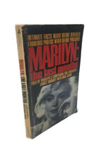 Vintage Marilyn Monroe Book The Last Months Pyramid Books Published 1975