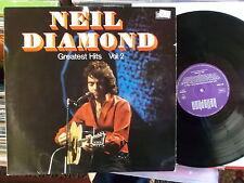 NEIL DIAMOND LP: GREATEST HITS VOL.2 (D; Bellaphon – BI 1550)