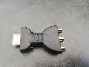 HDMI Stecker auf 3 Cinch neu