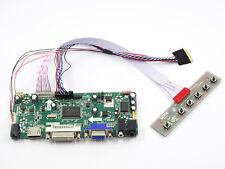"(HDMI+DVI+VGA)LCD Controller Board Diy Kit for 15.6"" 1920X1080 LP156WF1(TL)(F3)"