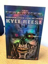 HOT TOYS MMS01 1/6 Sergeant Tech-Com Kyle Reese MMS001 T800 The Terminator