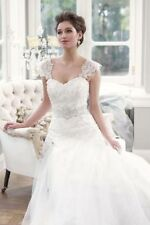 Beading Lace A-Line Wedding Dresses