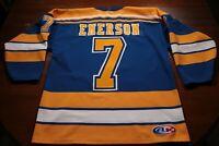 Nelson Emerson St. Louis Blues Alumni Jersey L Hockey Sweater