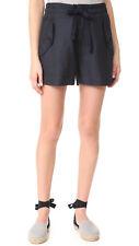 NWT $275 Vince Utility Linen Blend Shorts Size M