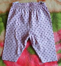 Markenlose Baby-Hosen für Mädchen mit Blumenmuster