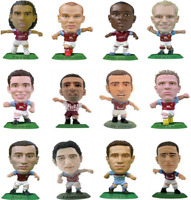 Corinthian Microstar Football Model Footballer Figures West Ham United - Various