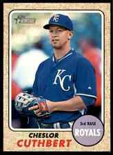2017 Topps Heritage Cheslor Cuthbert RC #132 46095