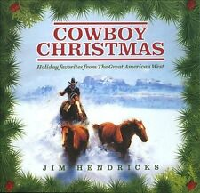 HENDRICKS,JIM-COWBOY CHRISTMAS:HOL CD NEW