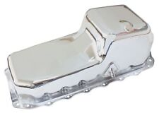 Aeroflow AF82-7002C Chrome Oil Pan Suits Holden V8 253-308 HQ Style fits Hold...